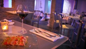Puerto Rican food and tropical drinks are on the menu at Zest, at the San Juan Water Beach Club Hotel.