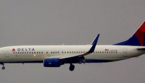 A Delta Air Lines Boeing 737-800. Photo: Atomic Taco