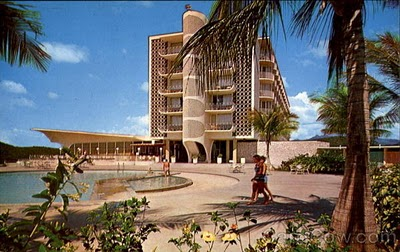 The El Ponce InterContinental is probably the coolest hotel in Puerto Rico — and it's sat empty for decades.