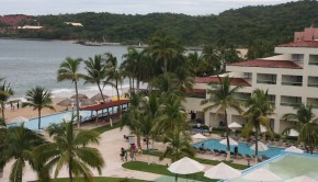 The Dreams Huatulco Resort & Spa is a family-friendly all-inclusive hotel.