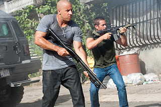 """Fast Five"" may be set in Rio de Janeiro, but it was filmed mostly in Puerto Rico."