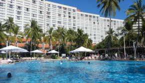 Water world: The Sheraton Buganvilias Resort in Puerto Vallarta.