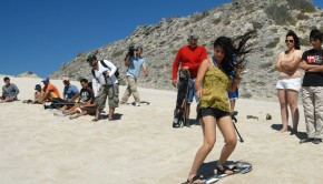 Nauchi Sandboards offers sandboarding excitement in the Mexican state of Sonora.