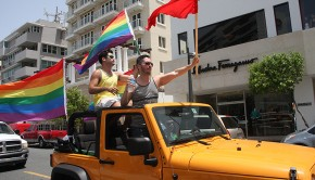 True colors: San Juan, Puerto Rico has gay bars, gay beaches and a lively gay pride parade.
