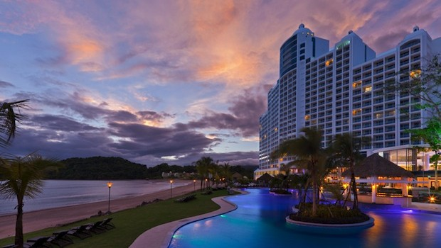 The Westin Playa Bonita in Panama blends business facilities with free-time pleasures.