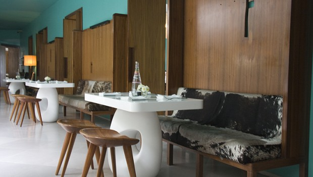 Cool shopping: The gift shop at the Condesa DF hotel stocks stylish decor items.