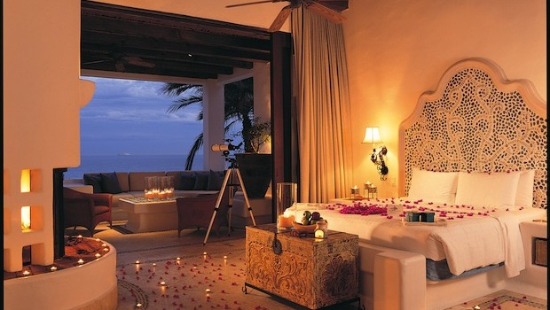 Las Ventanas al Paraiso is one of the Mexico hotels offering luxurious Valentine's Day packages.