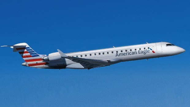 American Eagle is getting a redesigned livery as well, to match American Airlines.