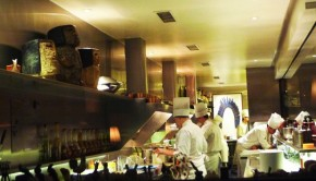 Heat in the kitchen: D.O.M. is one of the hottest restaurants in São Paulo, Brazil.
