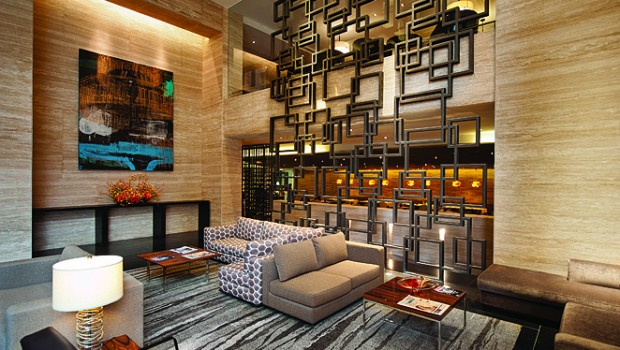 The Hilton Bogota is one of the newest luxury hotels in Colombia.