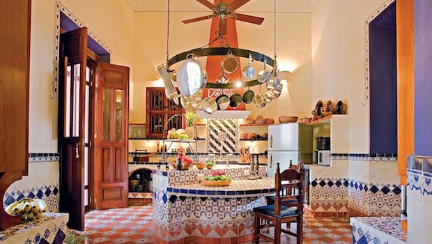 "Los Dos cooking school, in Mérida, is included in Trafalgar Tours' ""Treasures of the Yucatan"" itinerary."