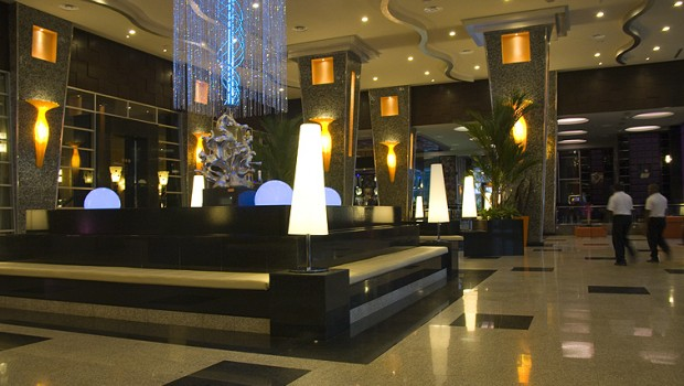 The Riu Panama Plaza is one of the largest hotels in Panama City, Panama.