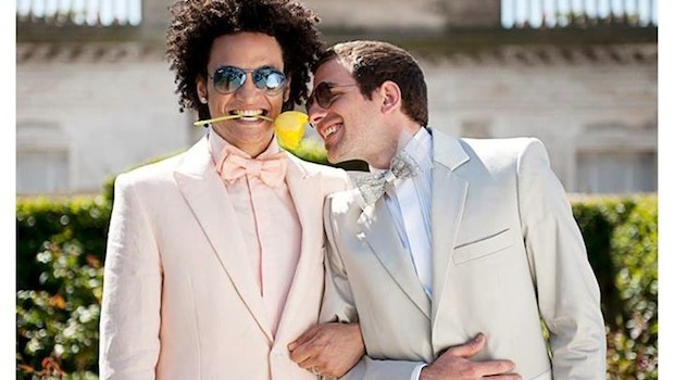 Gay weddings in Argentina are organized by companies like fabulousweddings.com.ar
