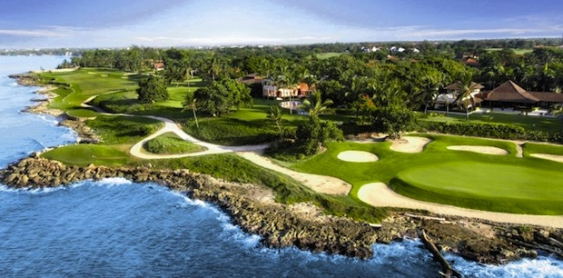 A new app serves the Teeth of the Dog golf course in Casa de Campo, Dominican Republic.