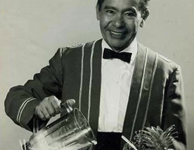 "Bartender Ramón ""Monchito"" Marrero supposedly invented the Piña Colada at the Caribe Hilton in 1954."