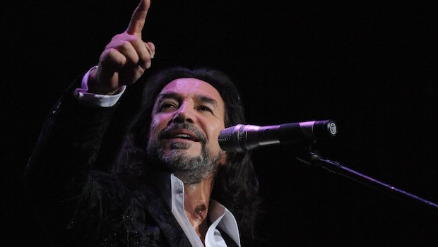 Marco Antonio Solis was one of the star performers over the past few days. Photo: Las Vegas News Bureau