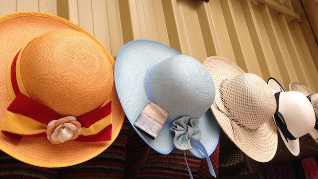So-called Panama hats come in many styles in Cuenca, their birthplace.