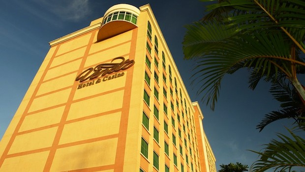 The Veneto is a Wyndham Grand hotel and casino in Panama City.