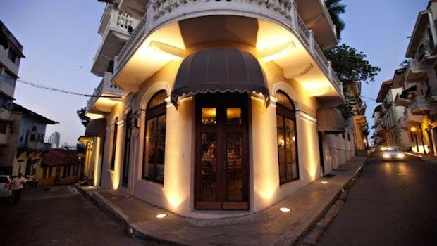 Hotel Las Clementinas is set in a 1930s apartment building in Panama City, Panama.