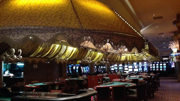 Casino at the Veneto Wyndham Grand hotel in Panama City.