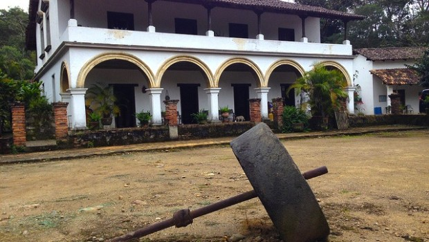 Hacienda Jalisco is a historic attraction in San Sebastian, near Puerto Vallarta.
