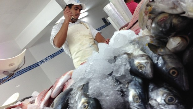 Local fish markets in Puerto Vallarta are a big source for restaurants.