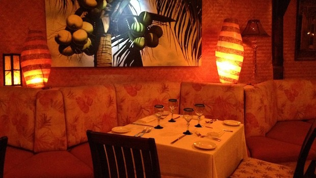 La Palapa is one of the most famous Mexican restaurants in Puerto Vallarta.