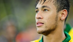 Brazilian soccer star Neymar will play in the World Cup. Photo: Agencia Brasil