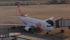 Gol Airlines flies the Boeing 737 around Brazil.