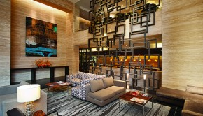 The Hilton Bogota is one of this year's best hotels in Latin America.