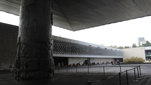 The Museo Nacional de Antropologia is one of the world's best anthropology museums.