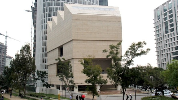Museo Jumex is one of the newest art museums in Mexico City.