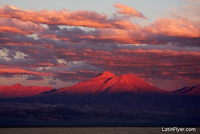 The beautiful Atacama Desert is one of the biggest reasons to visit Chile.