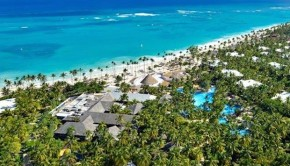 Kids can stay free at Paradisus Punta Cana.