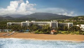 The Wyndham Grand Rio Mar Beach Resort & Spa, in Puerto Rico.