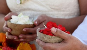 Destination weddings can include Mayan rituals in Cancun. Photo: Mexico Tourism Board
