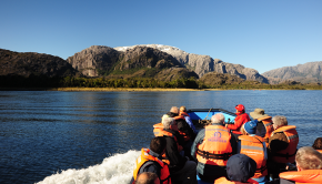 Skorpios is offering discounts on Patagonia cruises in Chile.