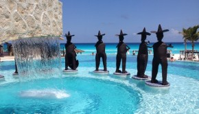 The Hyatt Zilara Cancun is one of the newest names on the local hotel scene.