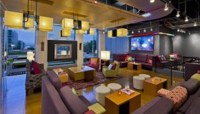 The Aloft San Jose hotel is in an upscale Costa Rica suburb.