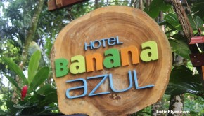 Banana Azul is a laid-back but lovely hotel in Puerto Viejo, Costa Rica.