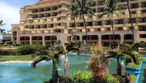 The CasaMagna Marriott Puerto Vallarta hotel.