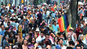 Mexico City is one of the most gay-friendly cities in Latin America.