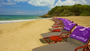 The W Vieques hotel in Puerto Rico is offering travel discounts.
