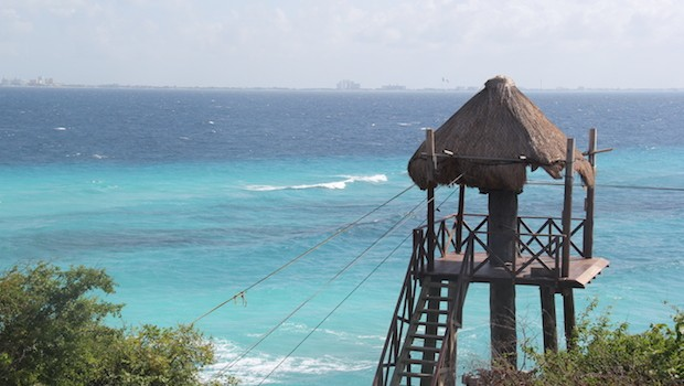 Garrafon Natural Reef Park offers activities on Isla Mujeres.