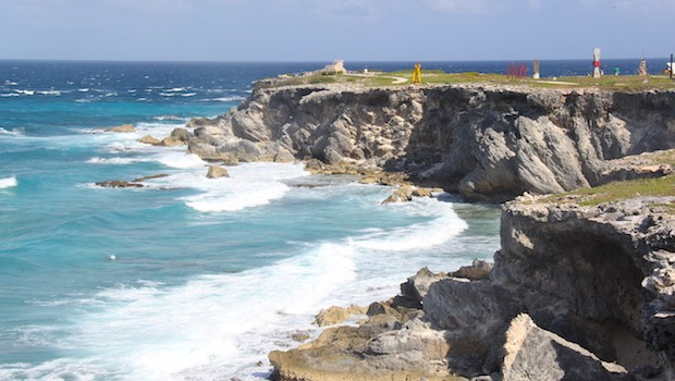 Punta Sur offers dramatic scenery on Isla Mujeres.