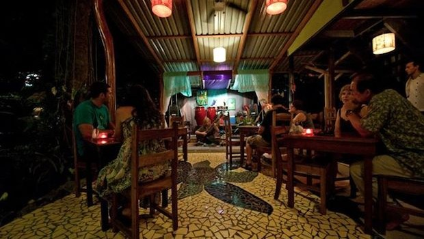 Stashus Con Fusion is one of the best restaurants in Puerto Viejo, Costa Rica.