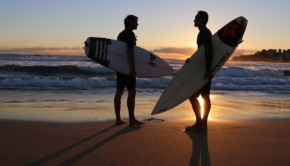 """Out in the Line-up"" is a film about gay surfers."
