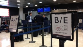 Alphabet soup: Airline boarding procedures can be confusing!