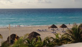 Cancun is Mexico's top  holiday vacation destination.