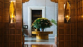 The JW Marriott Mexico City was named one of the best hotels by Travel + Leisure.